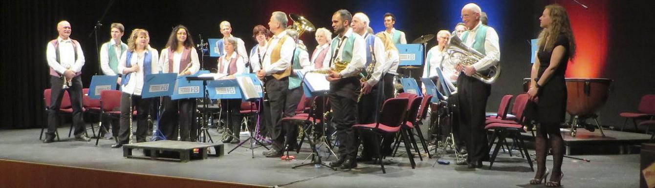 Cossonay samedi 21 avril – L'Harmonie du Bourg en soirée