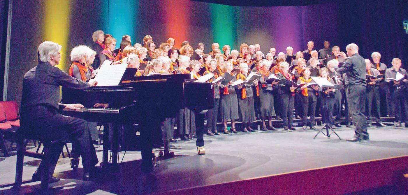 Chorale de Cossonay – Florilège de beaux moments