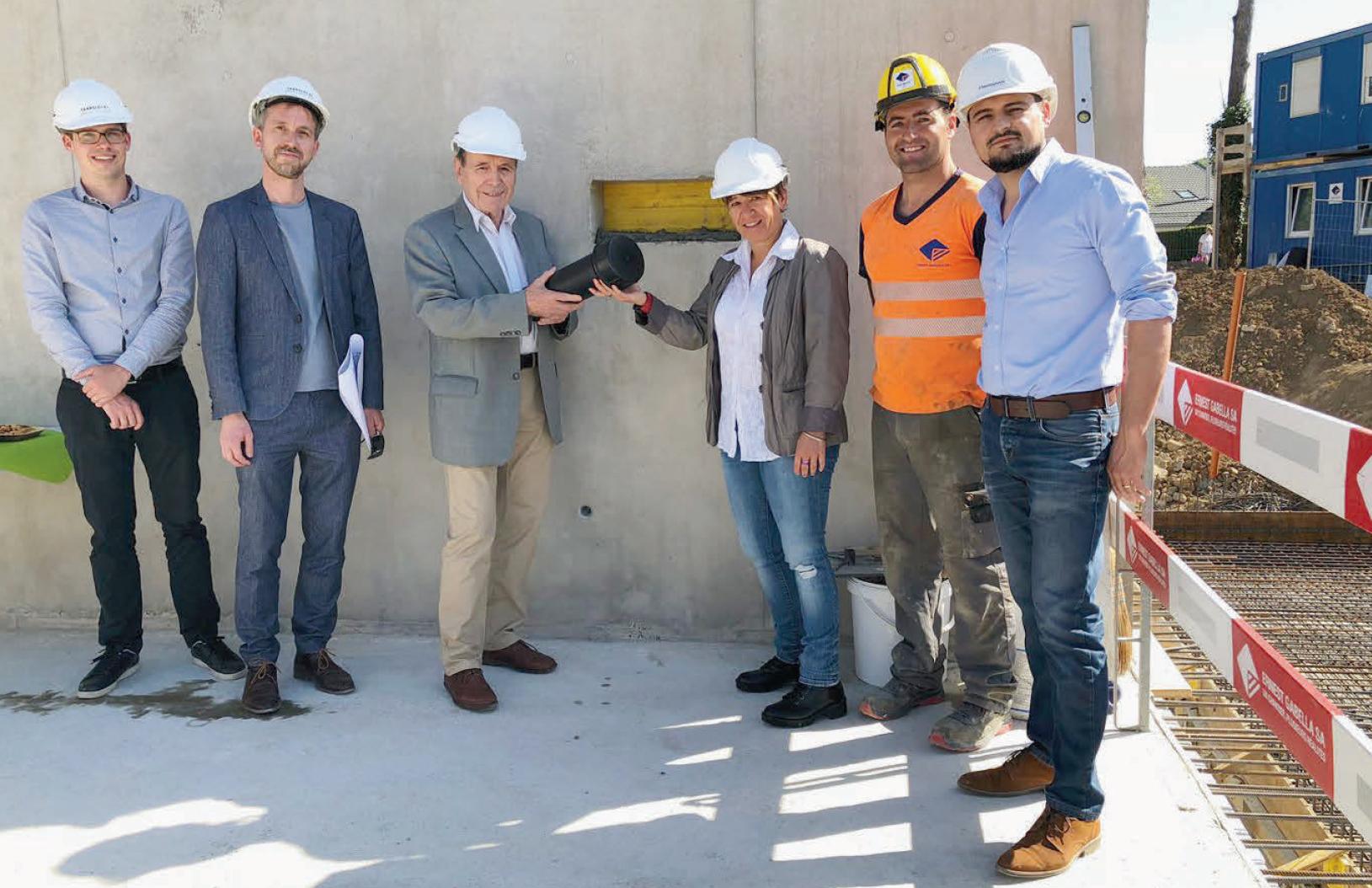 Penthalaz – Fondation EMS La Venoge – Un projet qui voit enfin le jour