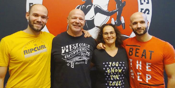 Cossonay – Un fitness qui fête ses 30 ans