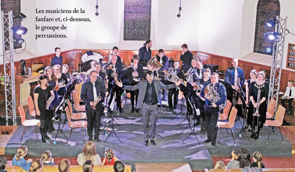 Mont-la-Ville – Concerts annuels de la fanfare La Persévérante