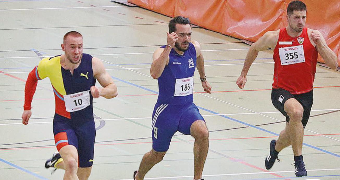 Un athlète Sarrazin aux Européens d'athlétisme