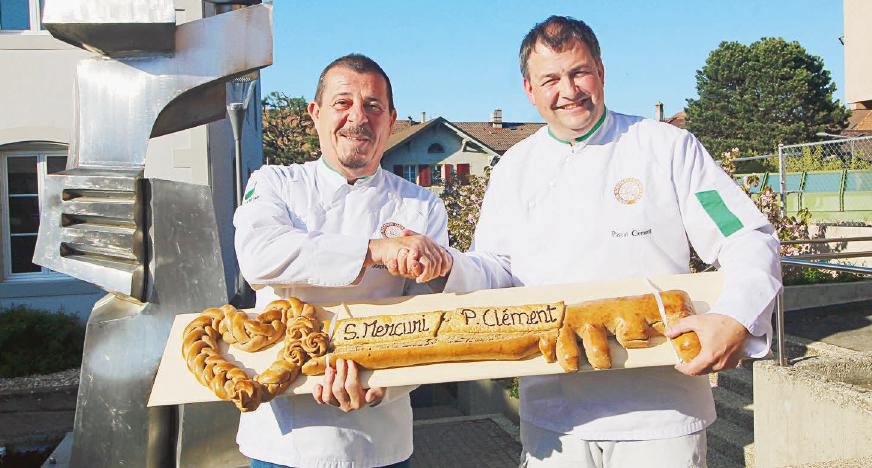 Région – P. Clément reprend la boulangerie S. Mercuri