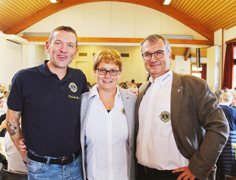 Senarclens – Brunch du Lions Club Pied du Jura
