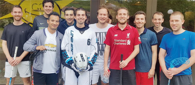 Penthalaz – Tournoi populaire d'Unihockey