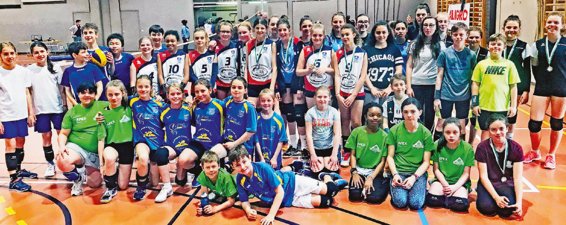 Cossonay – Coupe Vaudoise de Volley-Ball