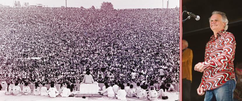 Cinquante ans après, Woodstock renaîtra au Paddock à La Chaux